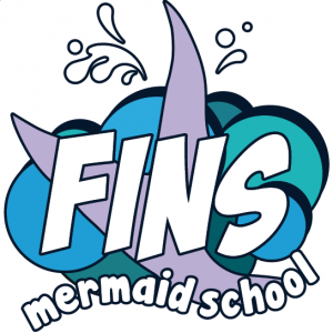 fins mermaid logo